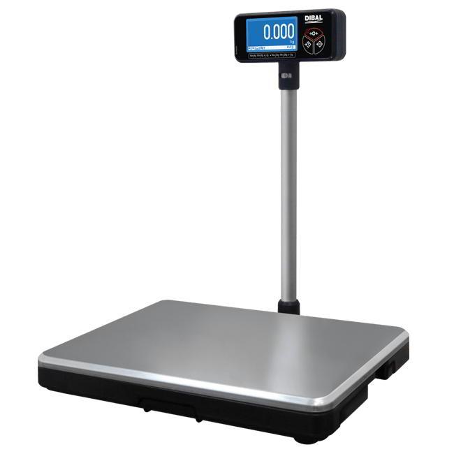 Контрольные весы с USB портом  Dibal DPOS-400. Купить Украина